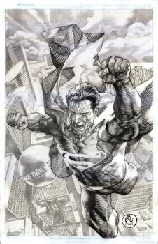 Superman by wolfpact