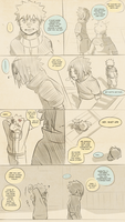 Naruto Comic: Hidden Secret (Page 1) by Uzucake