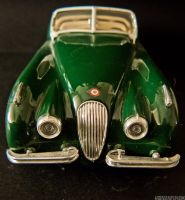 Jaguar XK120 by 5haman0id