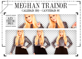 +Meghan Trainor // Photopack Png 47. by AestheticPngs