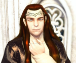 Lord of Rivendell by Pinkatron2000