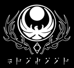 Skyrim Fanfiction Logo 2 by Zethian
