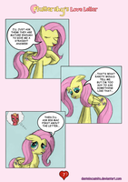 ''Fluttershy's Love Letter'' - Page 7 by DanteIncognito
