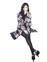 [PNG13] SNSD's Tiffany by exotic-siro