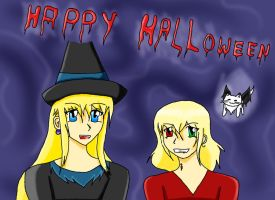 Happy Halloween XD by Cooking-Nana