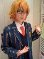 COS Preview - School Ver. Natsuki Shinomiya 2 by belphy