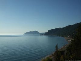 Corfu Seashore by the4ce