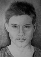 Jensen Ackles by XxMondayMorningxX