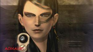Bayonetta without Glasses 2 by Bahlinka