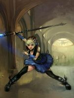 Odin Sphere by hf-zilch