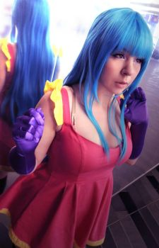 Meme-chan - Why don't you join me ? by lilcherrihcosplay