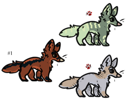Canine Adopts - Adopted by Feralx1