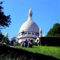 Other view of Montmartre by floratatouille
