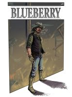 GIRAUD MORTEM - ILUSTRACION 003 - BLUEBERRY by eddaviel