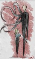 Slenderman by Acro-nym