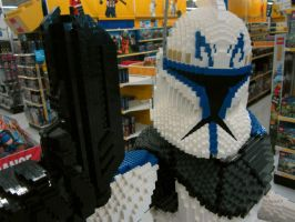 Lego Clone Trooper 01 by agis261