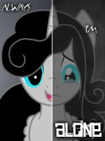 Two Sides Of Princess Black by AndreaSemiramis