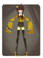 Adoptable [ Z I P P E R S ] by VictorianOlive