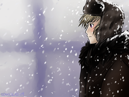 APH: Into the Storm by neon-possum