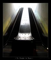 Escalator to Heaven by ThePat