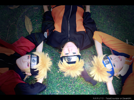 Life of a Ninja - NARUTO Cosplay by TessaCrownster