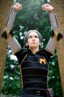 AWA 2012 - Lin Beifong by stillreflection
