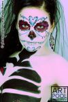 day of the dead 3 by ladylionink
