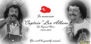 Tribute to Captain Lou by TheALVINtaker