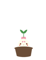 sproutling bunny tshirt design by Itachi-Roxas