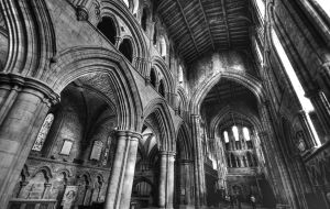 The Arches of the Abbey by roodpa