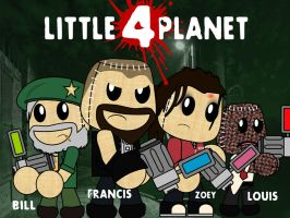 Little 4 Planet by AshleyWolf259