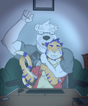 Request: game night by Octopusroll