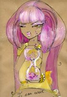 Hourglass of Love by OhAnneli