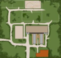 Pelham Lane Stable Map 2 by OneMoreParisNight
