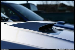 Subaru Hood Scoop by JBail