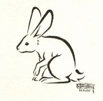 Little Rabbit by PanHesekielShiroi