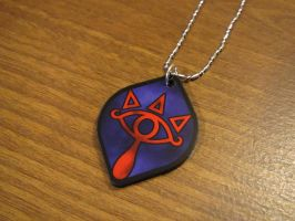 Sheikah Charm Necklace by Sarinilli
