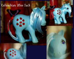 Columbian Blue Jack by wylf