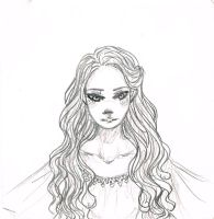 Sketch  by Noukette