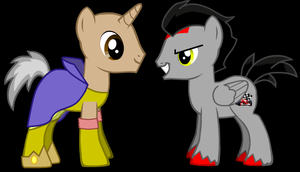 King Candony And Turpony by HowlingMischief