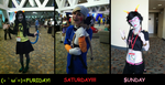 Otakon 2013: did you get my picture? by flyingsaucerscout