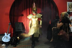 The Armour of God by PhiTuS