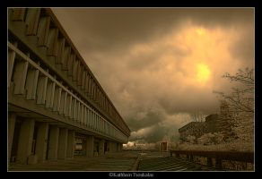 The End of the World by bukephalas