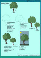Tree Tutorial by Creativepup702