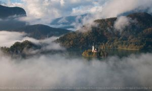 Lake Bled by mivad