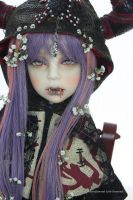 Say Hello To My New Girl Eve BJD OR-Doll by GoldenDiamonds