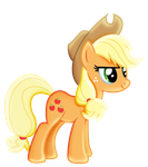 Applejack-and stay back! by shaynelleLPS