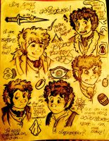 A Study In Bilbo by Alexbee1236