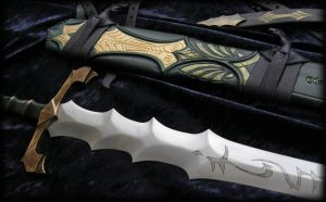 Sunfang by FableBlades.com Custom Swords by Fableblades