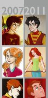 HP: Meme Then and Now by Loleia